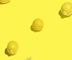 lemon and yellow image