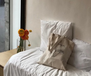 room, aesthetic, and flower image