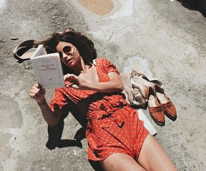 book, Sunbath, and parisienne image