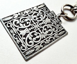 etsy, gothic jewelry, and layering image