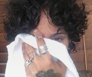 curls, Tattoos, and kehlani image