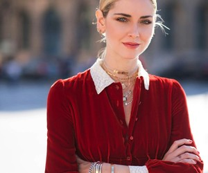chiara ferragni, fashion blogger, and dior image