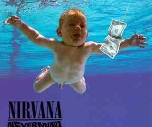 nirvana, Nevermind, and music image
