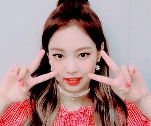 kpop, black pink, and jennie image