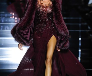 fashion, Zuhair Murad, and dress image