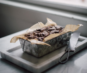 baking, food, and loaf image