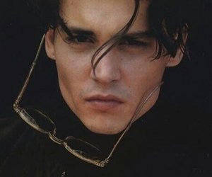 johnnydepp, depp, and johnny depp image
