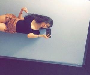 beauty, girls, and latina image
