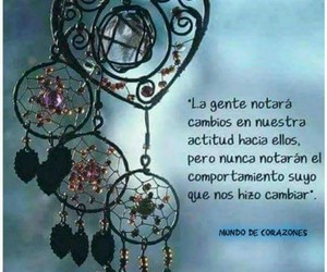 gente, frases español, and actitud image