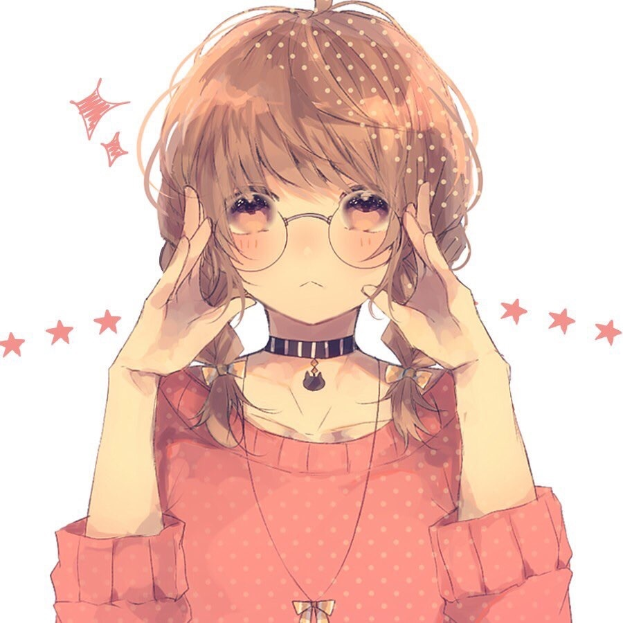 67 images about anime boy girl with glasses on we heart it see more about anime anime girl and glasses