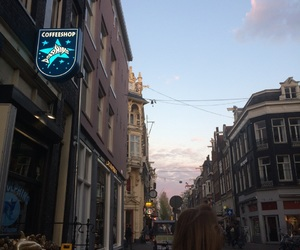 amsterdam, grunge, and pale image