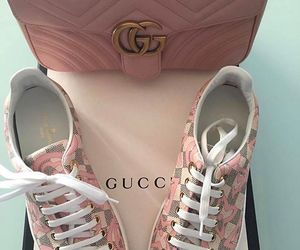 gucci, shoes, and style image