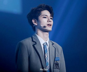 wanna one, produce 101, and ong seongwoo image