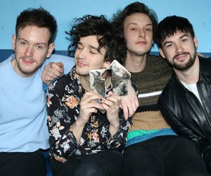bands, the 1975, and matty healy image