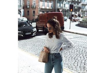blogger, chic, and fashion image