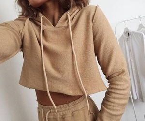 beige, brown, and fashion image