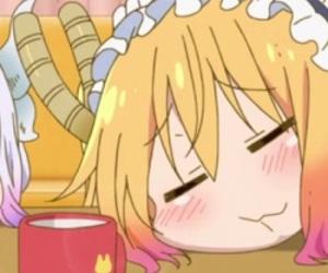 anime, kawaii, and anime icons image