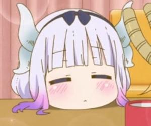 anime and kanna kamui image