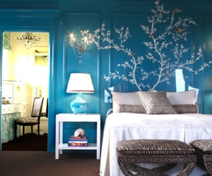 bedroom, stylish, and cute image