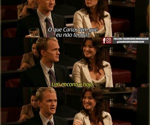 carlos, how i met your mother, and comédia image