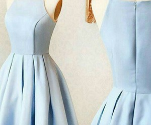light blue prom dresses image