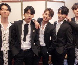 seyong, gunwoo, and chaejin image