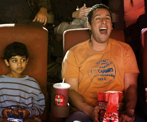 adam sandler, fun, and movie image