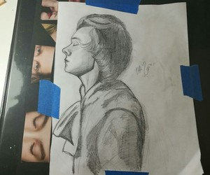 sketch, harrystyles, and harry image