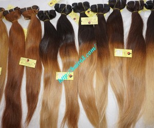 haircolor, humanhair, and ombrehair image