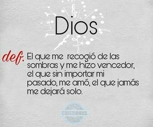 dios es bueno, dios es fiel, and cristo vive en mi image
