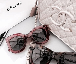 fashion, sunglasses, and celine image