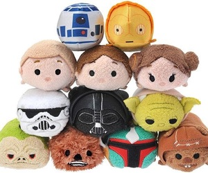 star wars and tsum tsum image
