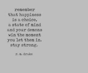Drake, election, and happiness image