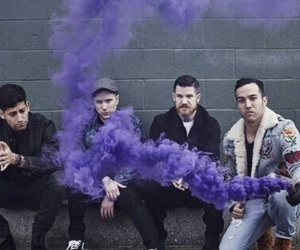 fall out boy, FOB, and young and menace image