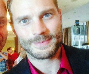 bae, grey, and Jamie Dornan image