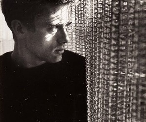 1950's, actor, and james dean image