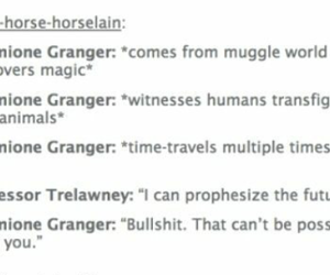 funny, hp, and harry potter image