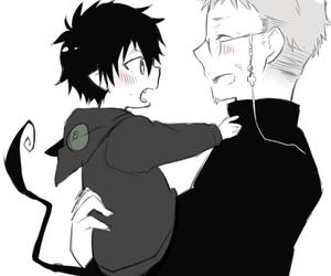 anime, drawing, and kid image