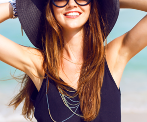 hair color, quality hair products, and hair sunscreen image