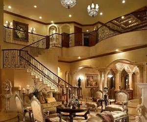 beautiful houses, luxury houses, and dream houses image