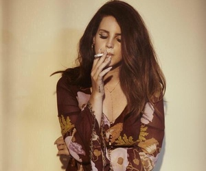 lana del rey, Queen, and cigarette image