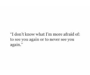 quotes, afraid, and you image