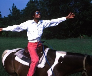 80s, horse, and michael jackson image