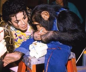 michael jackson, cute, and animal image