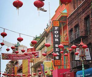 amazing, chinatown, and pastel image