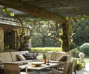 country, decor, and garden image