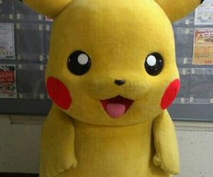 yellow, monster, and pikachu image