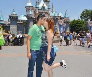 boyfriend, disneyland, and girlfriend image