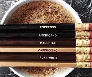 coffee, espresso, and drink image