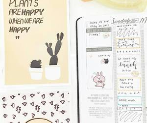 pastel, planner, and cute image